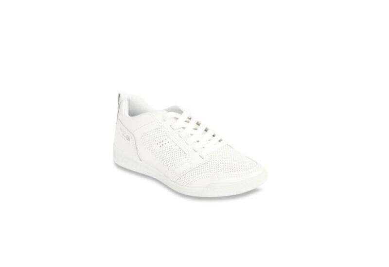 Pavers England White Casual Sneakers