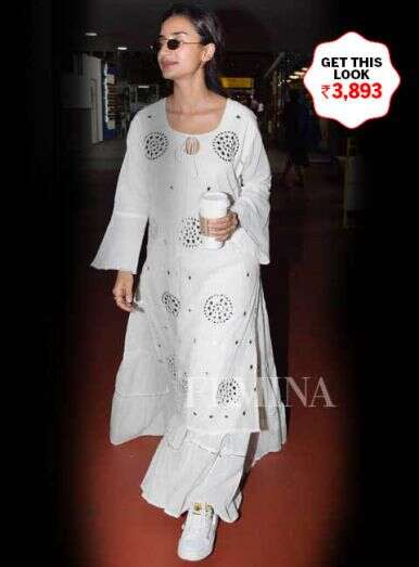 Patralekha's all-white look is a lesson in easy-breezy