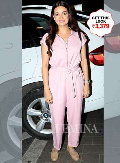 Copy Dia Mirza's summery look here