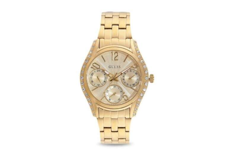 Guess W1020L2 Analog Watch for Women