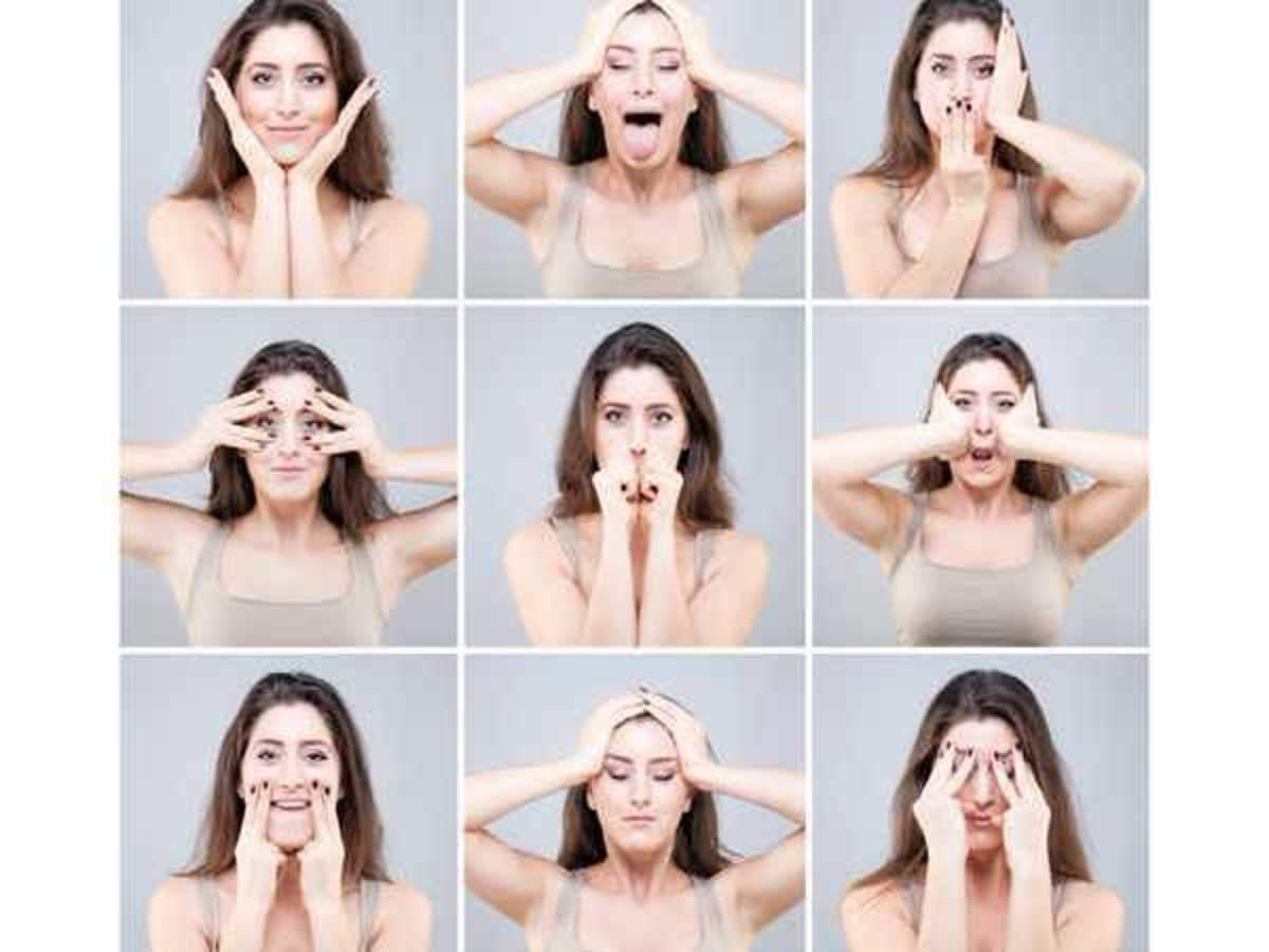 10 simple and effective ways to lose face fat  Femina.in