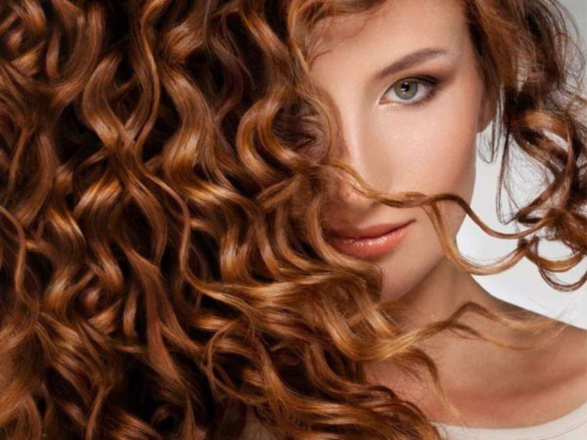 The Easy Hairstyles For Curly Hair Girls Femina In