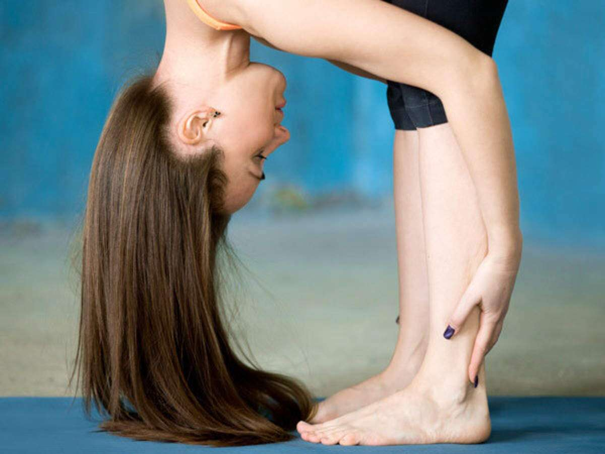 50 Yoga Asanas That Can Help With Hair Growth   Femina.in