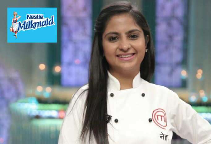 Salted Caramel Fudge with Chef Neha Shah in association with Nestlé MILKMAID